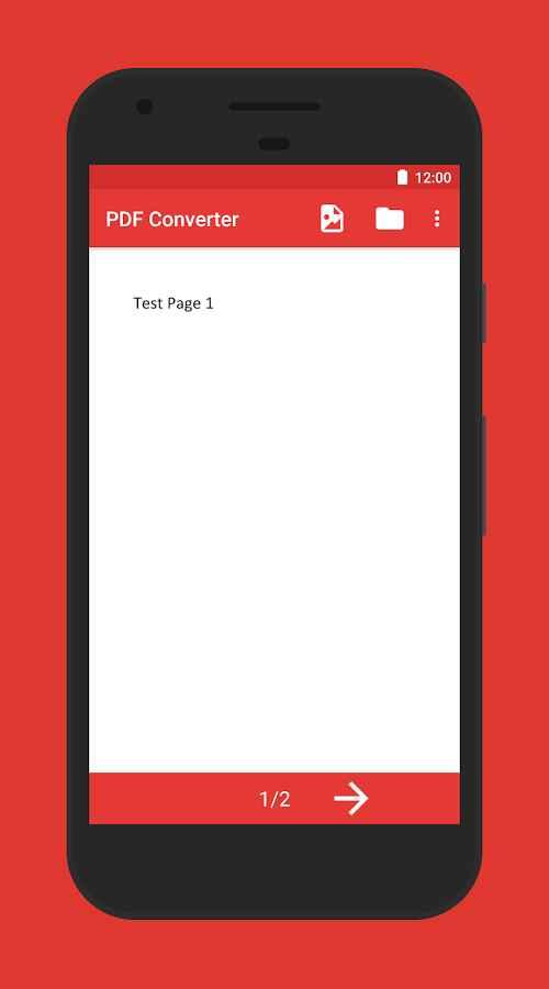 دانلود PDF Converter 1.2 - برنامه اندروید مبدل فایل پی دی اف به عکس !