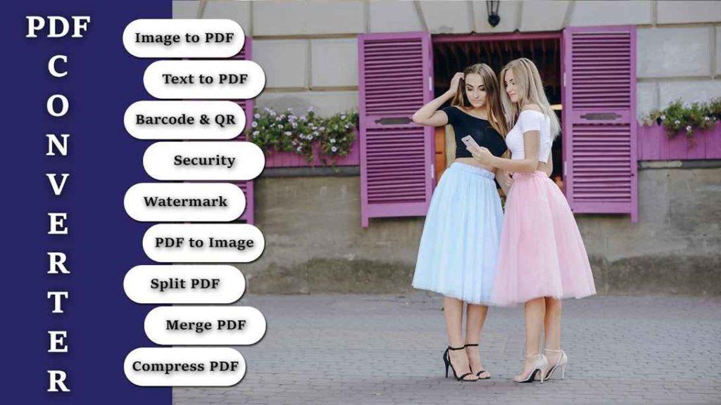 دانلود PDF Convertor - PDF Reader,Editor - PRO 1.1 - برنامه مدیریت و ویرایش فایل ها پی دی اف اندروید !