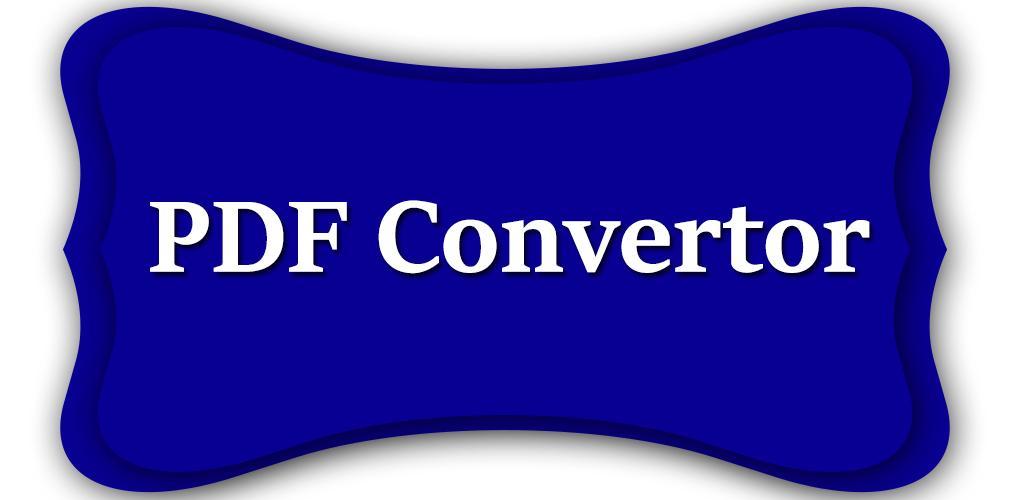 PDF Convertor - PDF Reader,Editor - PRO