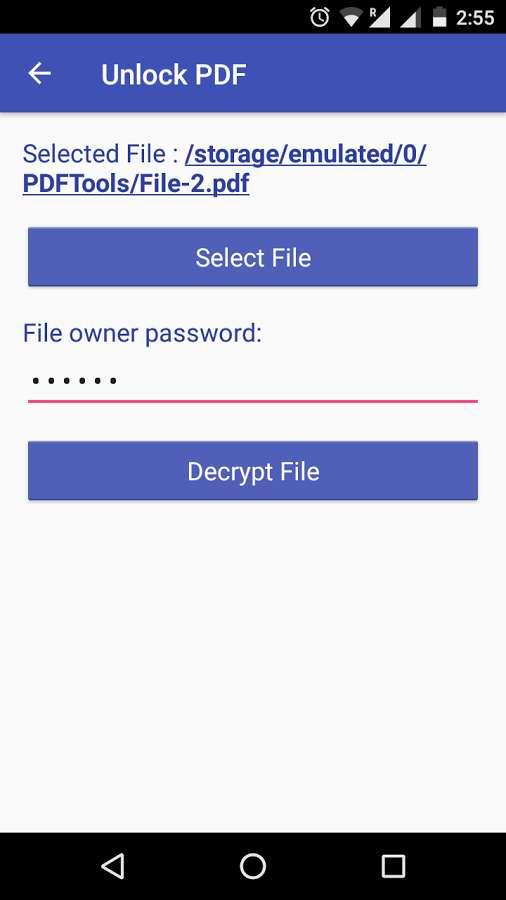 دانلود PDF Utility Full 1.1.9 - مجموعه ابزار پی دی اف اندروید !