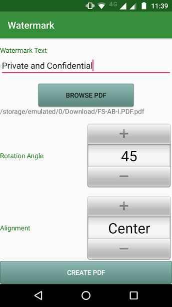دانلود PDF Utils PRO 8.9 - مجموعه ابزار پیشرفته پی دی اف اندروید!