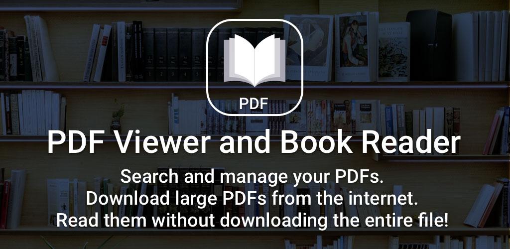 PDF Viewer & Book Reader