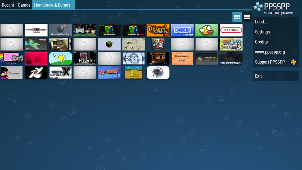 دانلود PPSSPP Gold 1.9.4 - اجرای بازی های PSP در اندروید