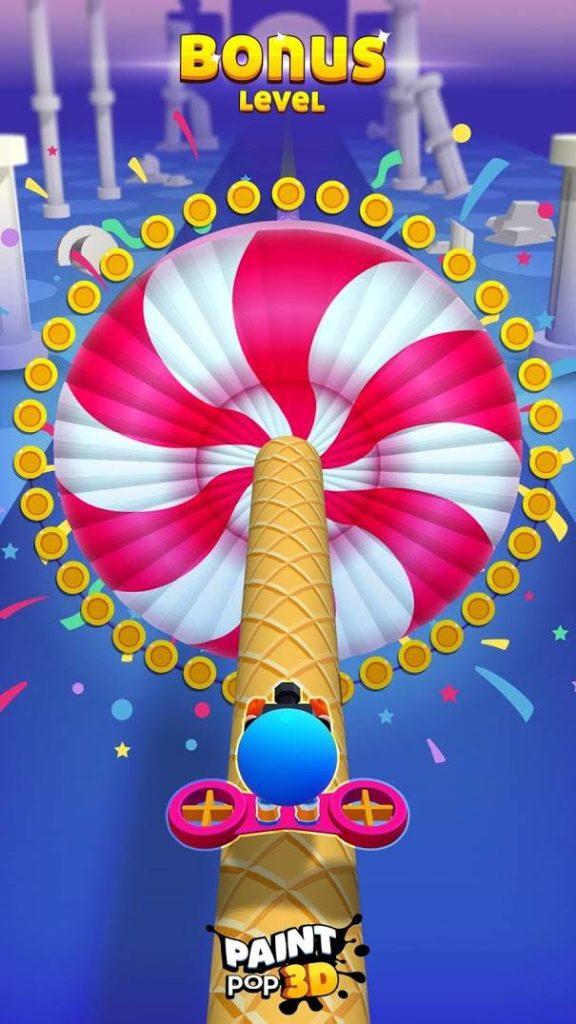 دانلود Paint Pop 3D 3.00 - بازی آرکید