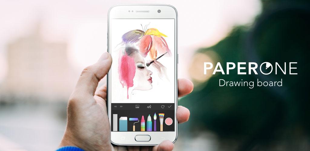 PaperOne:Paint Draw Sketchbook VIP
