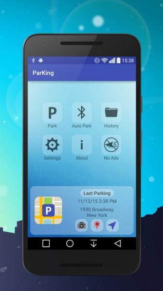 دانلود ParKing Premium: Parking 4.4p - برنامه پیدا کردن جای پارک اندروید