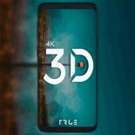 Parallax Live Wallpapers - 3D Backgrounds 2K 4K-Logo
