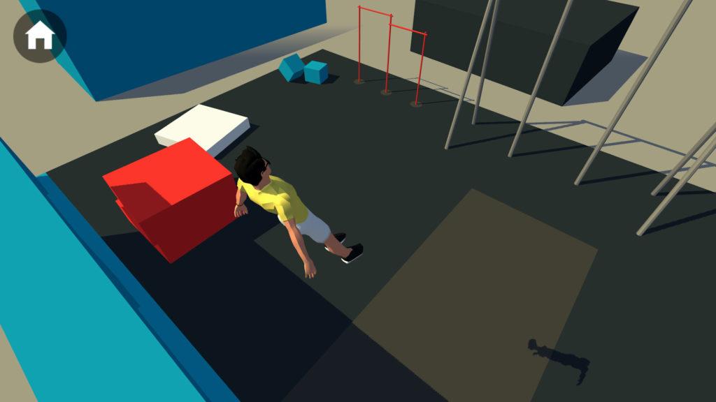 دانلود Parkour Flight 2.2 - بازی شبیه ساز جالب