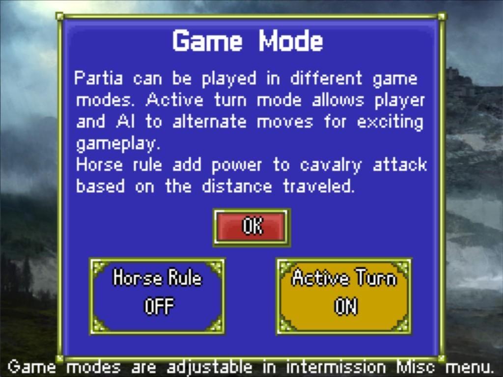 دانلود Partia 2 1.1.2 b30 - بازی نقش آفرینی - استراتژیکی