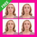 دانلود Passport Size Photo Maker 1.2.15 - برنامه ایجاد عکس پاسپورت و ویزا اندروید