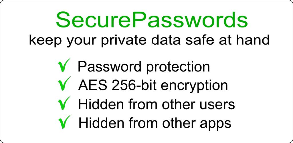 Password Notes PRO