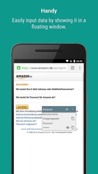 دانلود Password Safe and Manager Pro 6.4.7 - مدیریت رمز عبور در اندروید