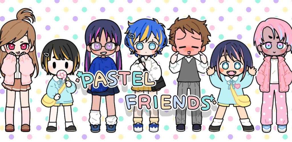 Pastel Friends