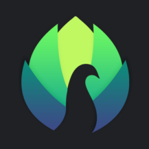 Peafowl Theme Maker for EMUI 5.X 8.X 9.X 10.X-Logo