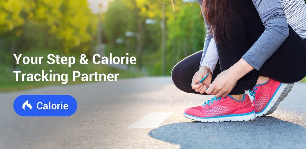 Pedometer - Step Counter & Calorie Burner Full