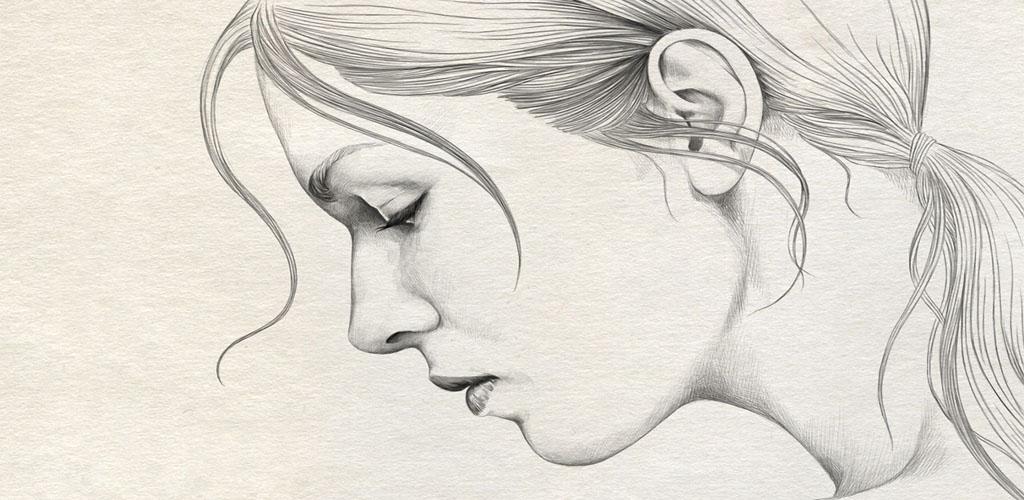 Pencil Sketch Photo Effect