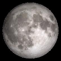 Phases of the Moon Calendar & Wallpaper Pro-Logo