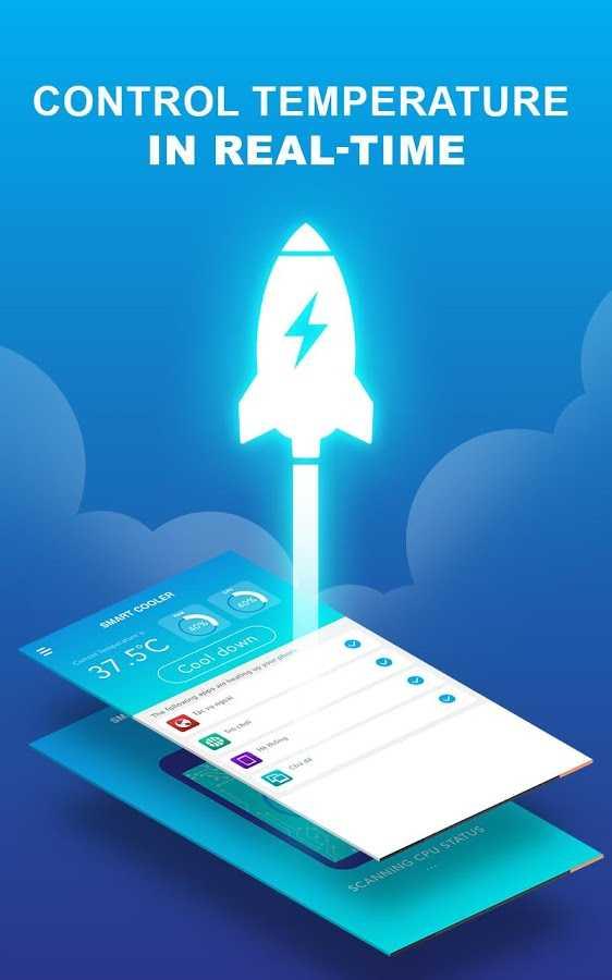 دانلود Phone Cooler Full 1.4 - خنک کننده دستگاه هوشمند اندروید !