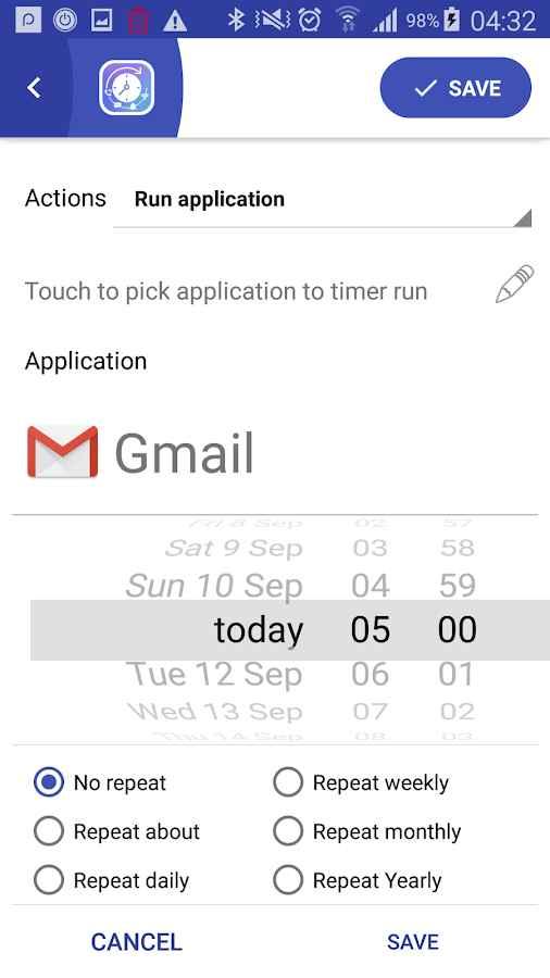 دانلود Phone-Schedule-Call-SMS-WifiFull 5.3 - برنامه زمان بندی همه کاره اندروید