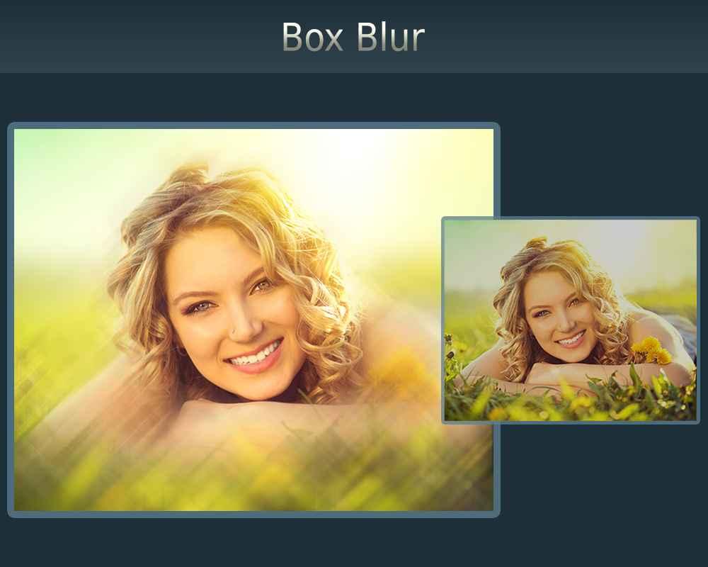 دانلود Photo Blur Effects - Variety Full 1.5 - مجموعه افکت تار تصاویر اندروید