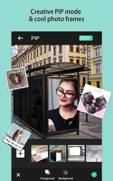 Photo Collage Maker, PIP, Photo Editor, Grid-3