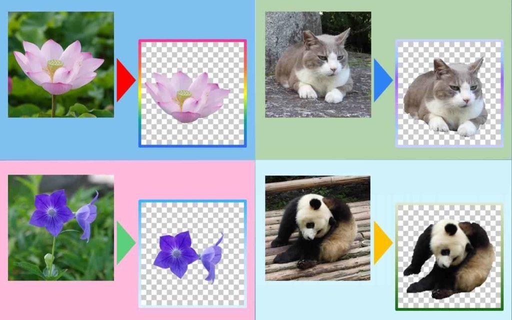 دانلود Photo Cutter Pro 1.0 - برنامه حذف آسان پس زمینه تصاویر اندروید