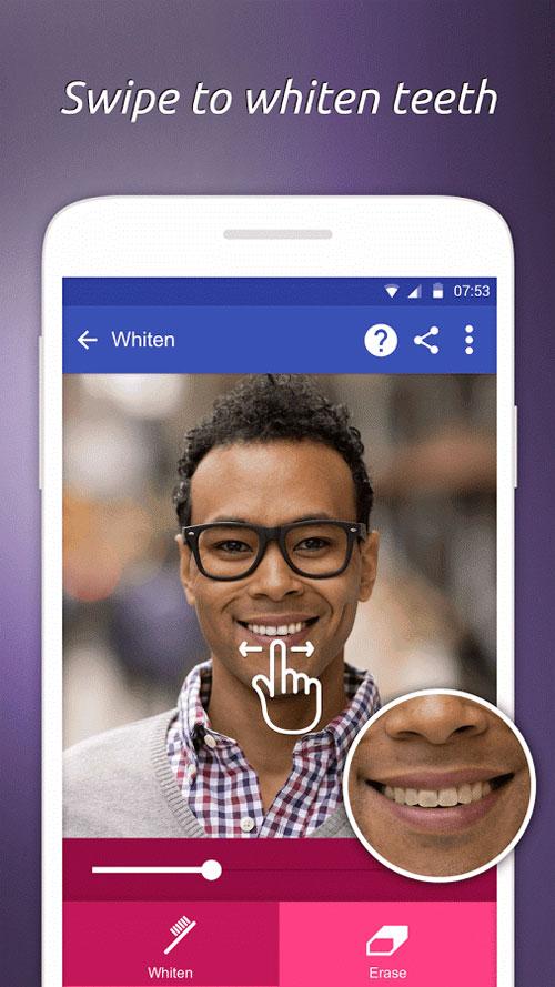 دانلود Photo Editor & Perfect Selfie Premium 9.4 - برنامه روتوش چهره اندروید !