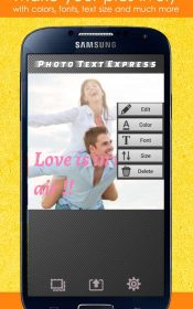 Photo Editor Text Fonts Effect Premium