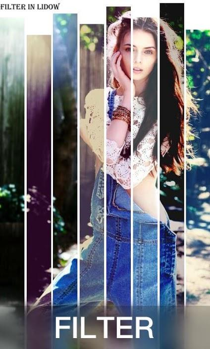 دانلود Photo Editor by Lidow 4.6 - برنامه جادویی ویرایشگر عکس اندروید!