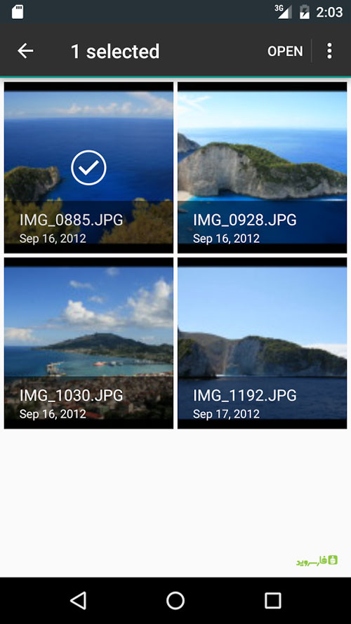 دانلود Photo & Picture Resizer 1.0.211 - برنامه کاهش حجم عکس اندروید !