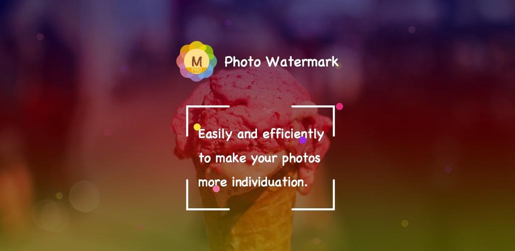 Photo Watermark No Ad