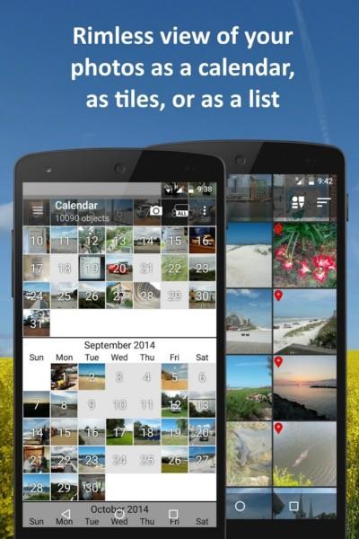 دانلود PhotoMap PRO Photo Gallery 8.9.8 - گالری پرامکانات و منحصر به فرد اندروید