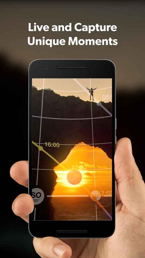 دانلود PhotoPills 1.5 - برنامه عکاسی حرفه ای