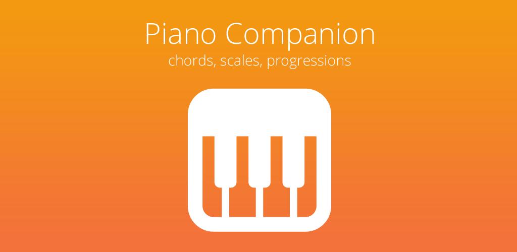 Piano Chords, Scales, Progression Companion PRO