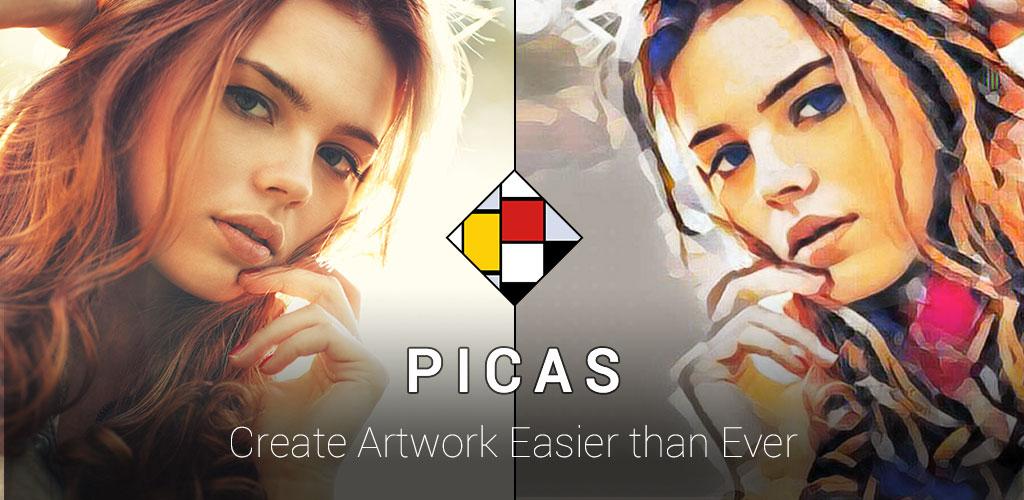 Picas – Photo Artwork Editor VIP
