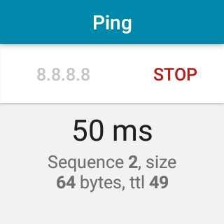 دانلود PingTools Pro 4.35 - مجموعه ابزار کاربردی شبکه اندروید !