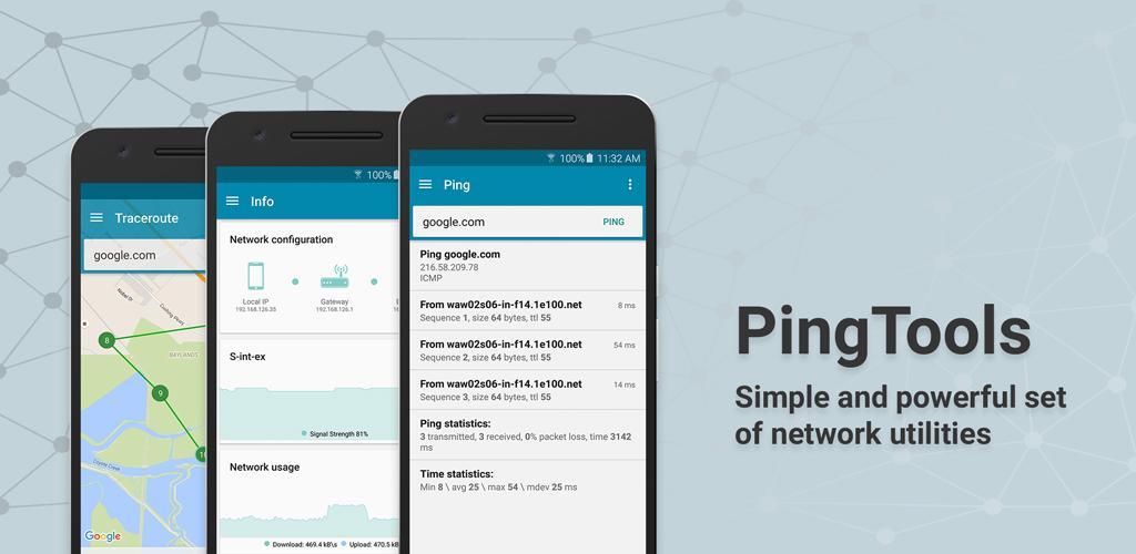 PingTools Pro