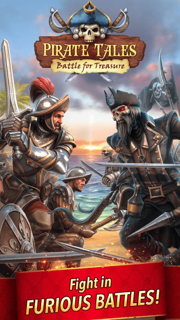 دانلود Pirate Tales: Battle for Treasure 2.0 - بازی اکشن