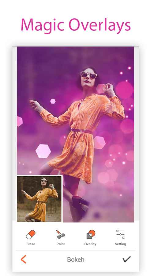 دانلود PixBrush Photo Editor Premium 1.2.3 - ویرایشگر جادویی تصاویر اندروید !