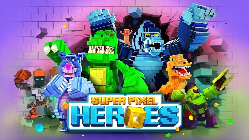 دانلود Pixel Hereos: Battle Royal 1.1.69 - بازی اکشن