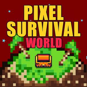 Pixel Survival World 92 - بازی اکشن