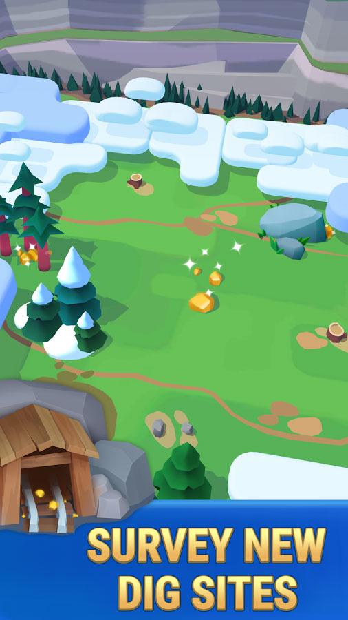دانلود Planet Gold Rush 1.9.85 - بازی استراتژی آنلاین
