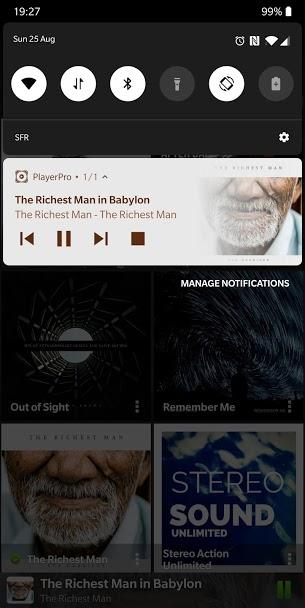 دانلود PlayerPro Music Player 5.3 B-188 - موزیک و ویدئو پلیر عالی اندروید + مود + پلاگین + تم ها