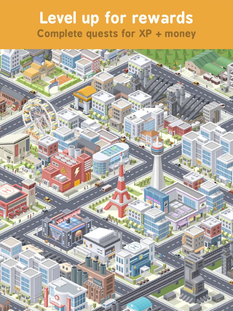 دانلود Pocket City 1.1.348 - بازی شبیه سازی محبوب