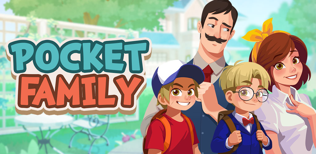 Pocket Family Dreams: Play & Build a Virtual Home