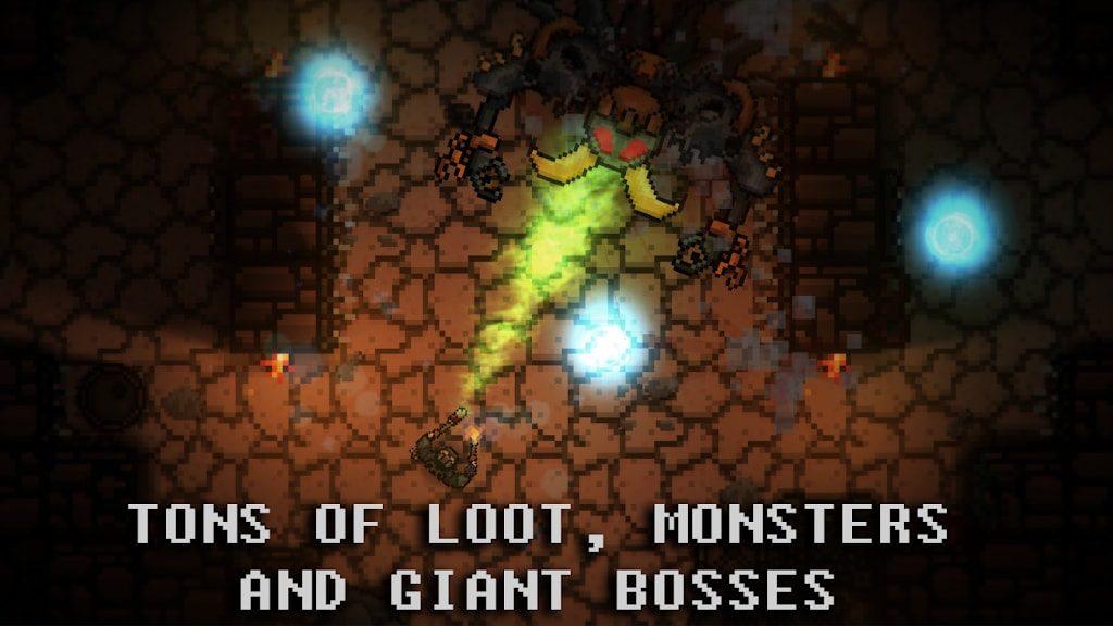 دانلود Pocket Rogues 1.27.3 - بازی نقش آفرینی محبوب