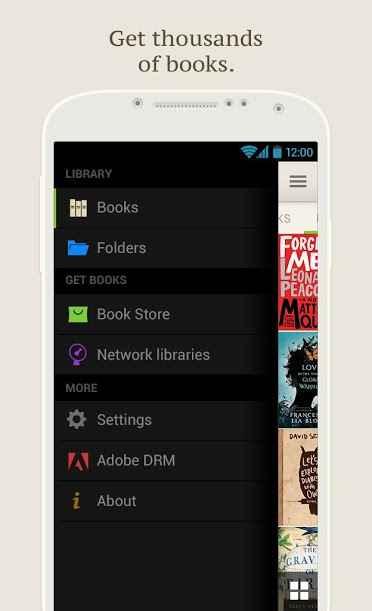 دانلود PocketBook reader 3.21.16694 - کتاب خوان پر امکانات اندروید !