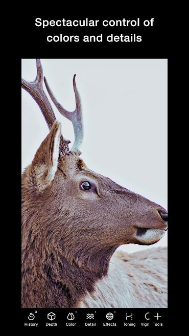 دانلود Polarr Photo Editor Pro 5.5.10 - ویرایشگر حرفه ای تصویر اندروید