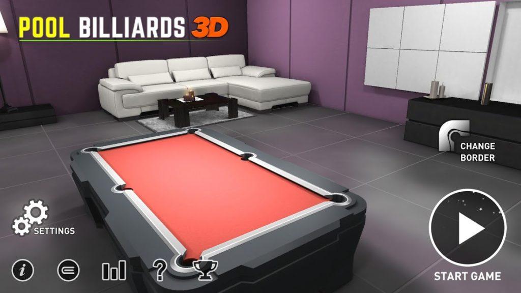دانلود Pool Billiards 3D Full 1.2 - بازی