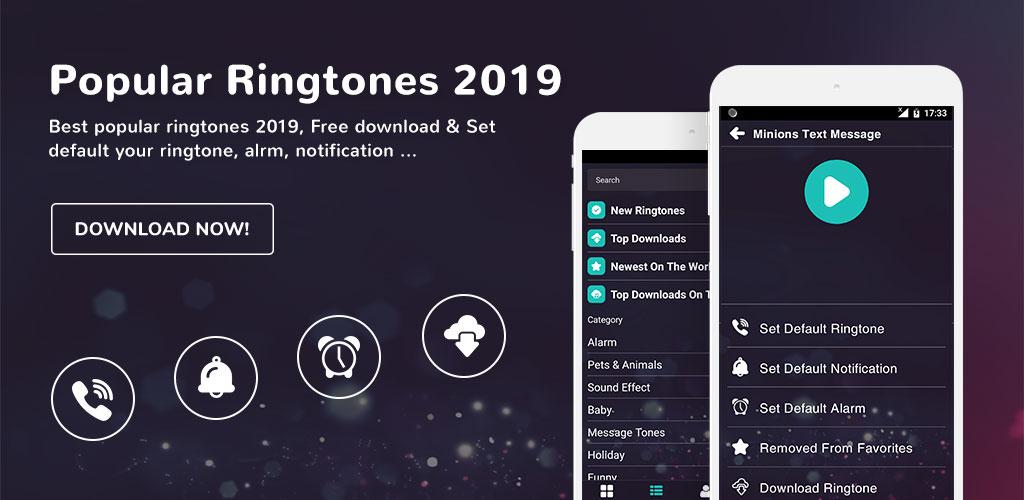 Popular Ringtones 2019
